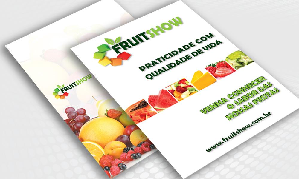 Folder Fruitshow