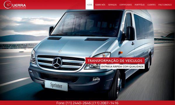 Website Guerra