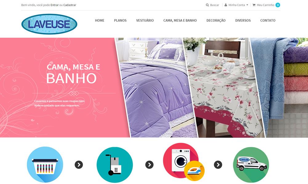 Website Laveuse